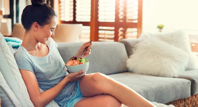 Los mejores trucos para comer sano
