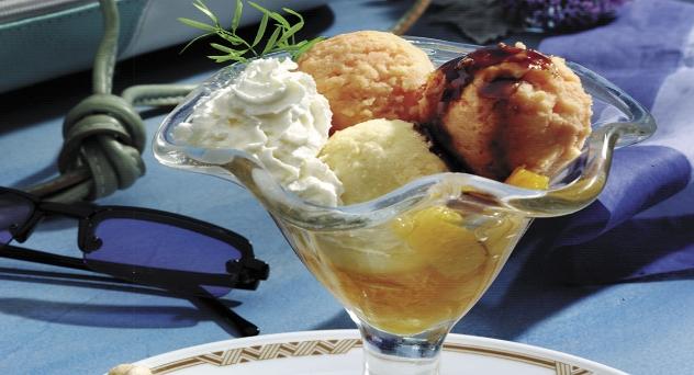 Cómo preparar una buena presentación de helado