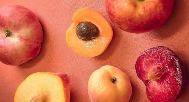 Frutas de hueso, ya están aquí