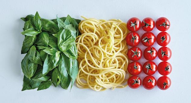 El gran sabor de Italia