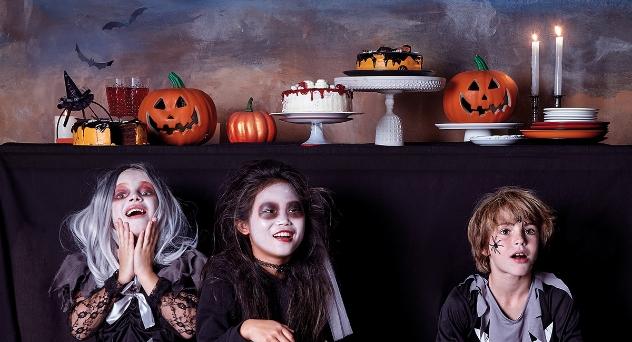 Halloween, están de miedo