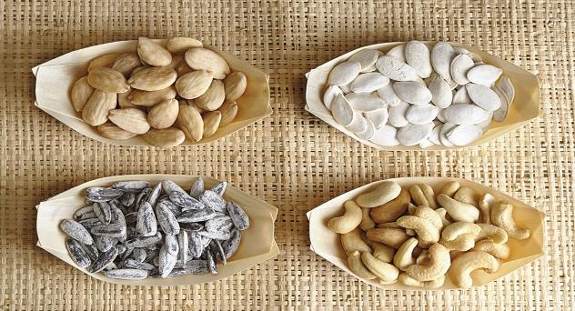 Frutos secos de otoño, propiedades y recetas