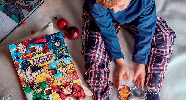 Dulces infantiles, lo mejor de ser niño en navidad