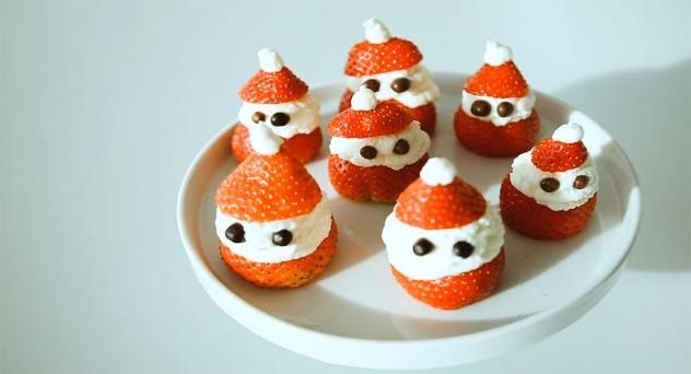 Frutas de Navidad