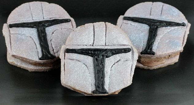 Helado mandaloriano, el mejor postre en el parsec