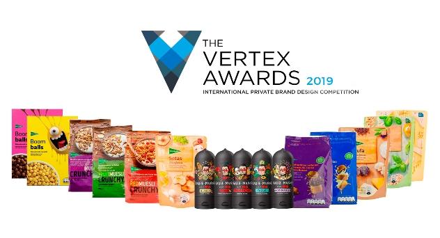 Nuevos triunfos en los premios Internacionales Vertex
