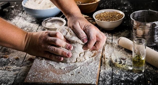 ¿Cómo hacer pan sin gluten en casa?