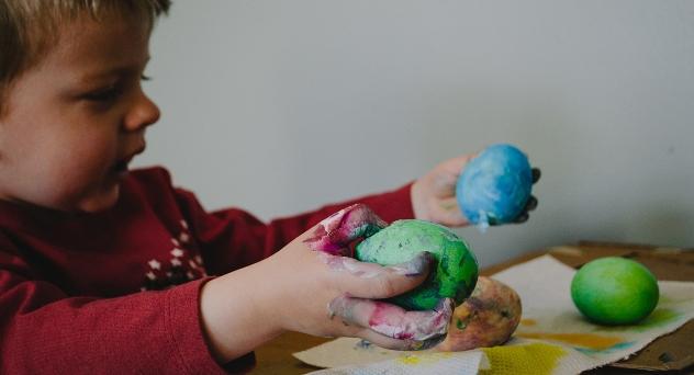 Manualidades con niños: los alimentos, tu mejor aliado