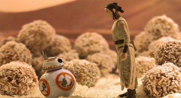 Recetas Star Wars: May the 4th