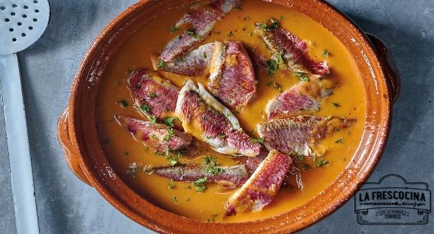 Suquet de salmonetes
