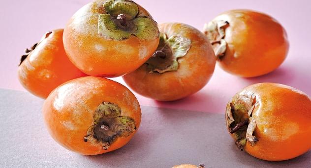Caquis, una fruta sensacional
