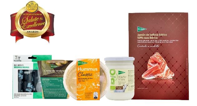 5 productos de marca propia de El Corte Inglés premiados en la Feria PLM