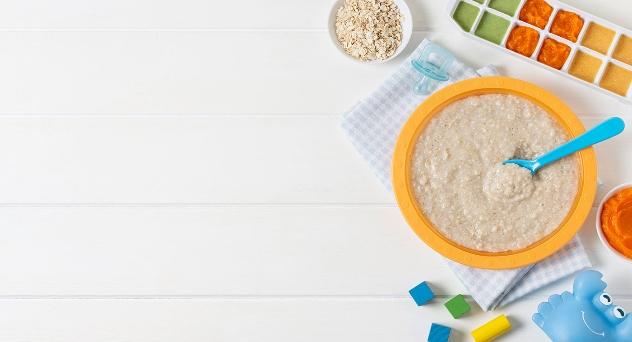 Papillas con cereales ¿cuándo pueden los bebés comenzar a tomarlas?