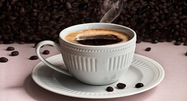 Café, tu aroma favorito