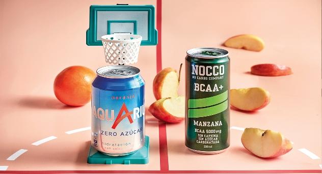 Bebidas y yogures para deportistas; preparados, listos... ¡ya!