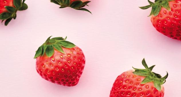 Fresas de Huelva, rojo pasión