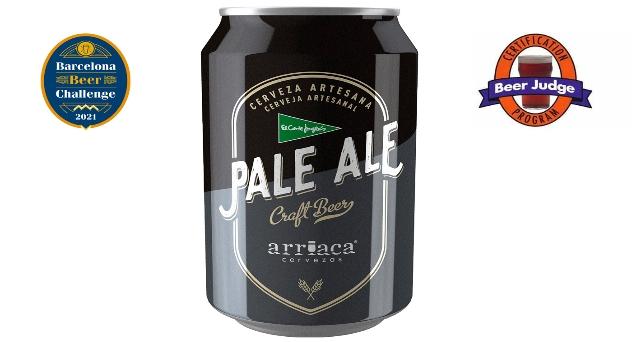 Nuestra cerveza artesana Pale Ale premiada en Barcelona Beer Challenge