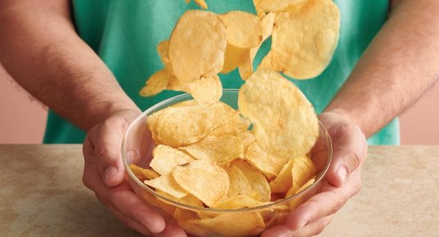 Patatas fritas, en su punto ideal