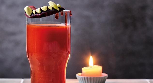 """""""Bloody mary"""" de tomate y sandía"""